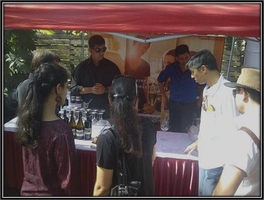 Charosa ABC Farms Wine and Cheese Festival