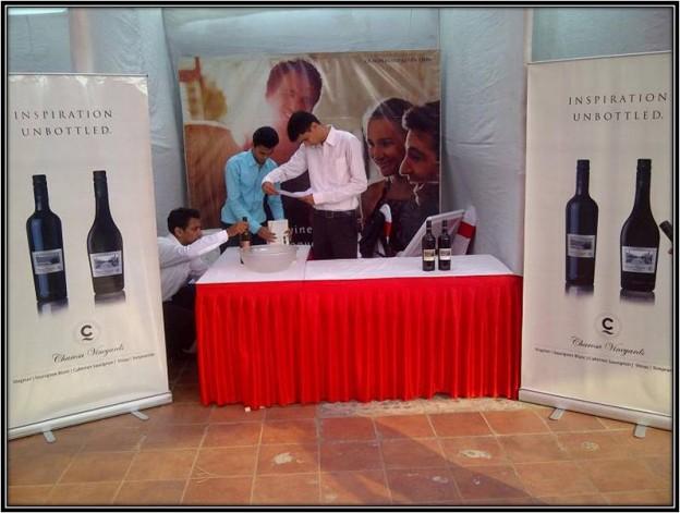Charosa JVPG Wine Club Festival